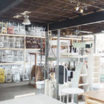 Behind the scenes peek at Paisley & Jade's vintage & specialty rental warehouse.