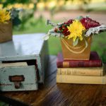 Book Inspired Photo Shoot in Williamsburg with vintage and eclectic rentals by Paisley and Jade