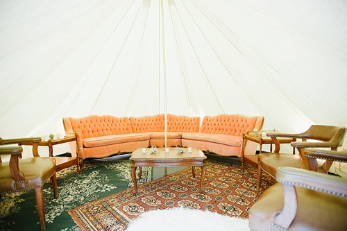 Quirky Wes Anderson inspired style on Wedding Crashers Tour in Richmond Virginia with specialty and eclectic rentals by Paisley and Jade