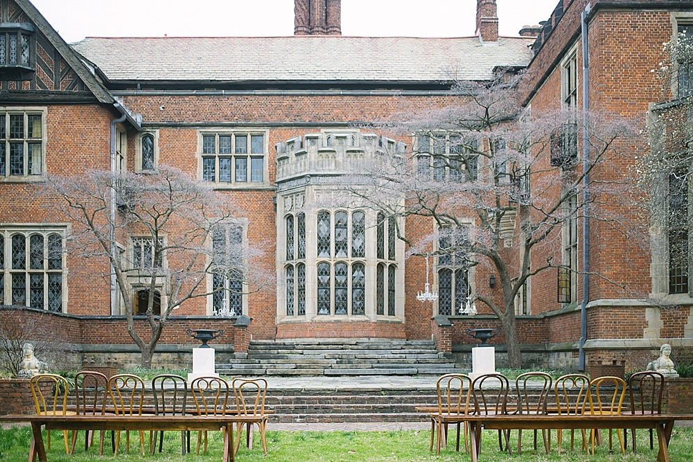 Branch Museum Of Architecture And Design Wedding