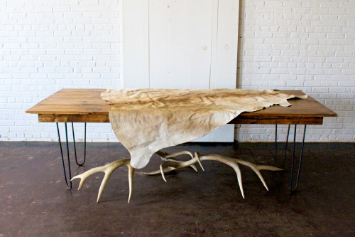 inspiration station - hairpin table - cowhide - rug - presentation (19 of 50)