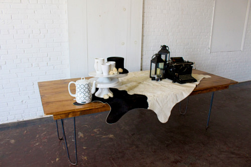 inspiration station - hairpin table - cowhide - rug - presentation (35 of 50)