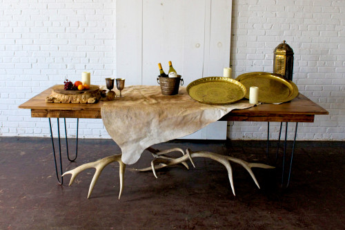 inspiration station - hairpin table - cowhide - rug - presentation (4 of 50)