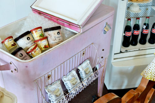 Inspiration Station - ice cream - fridge - tiered tables (19 of 29)
