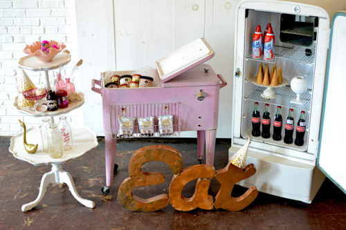 Inspiration Station - ice cream - fridge - tiered tables (22 of 29)