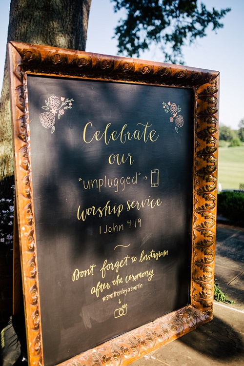 Gorgeous real wedding at the Country Club of Virginia with specialty rentals by Paisley and Jade
