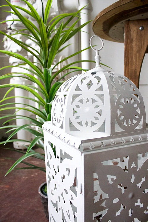 Gorgeous white and neutral Al Fresco dining inspiration by Paisley and Jade