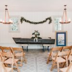 Charming oyster inspired Virginia at Seven Springs Farm with specialty and vintage rentals by Paisley and Jade