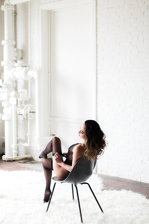 Beautiful Boudoir With Stephanie Yonce At Highpoint And