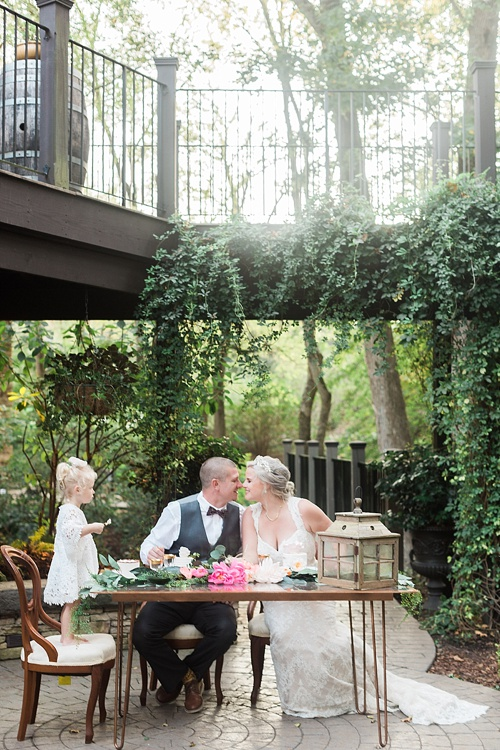 Intimate Vow Renewal Shoot at The Mill at Fine Creek