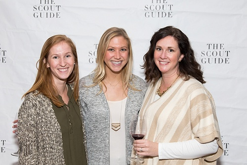Lovely launch party for The Scout Guide Richmond at Shagbark with specialty rentals by Paisley and Jade