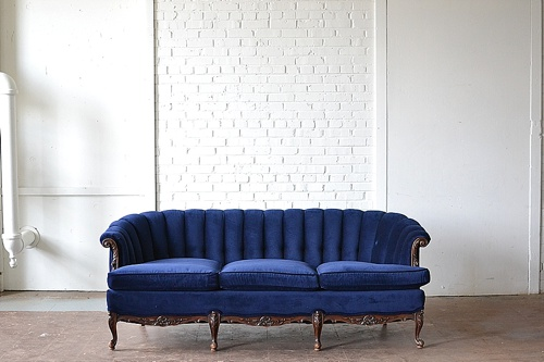 The Billings Sofa available for rent by Paisley & Jade