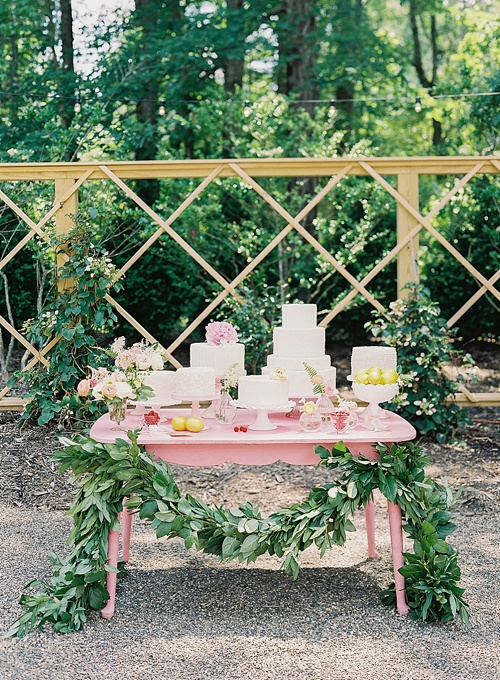 Southern Weddings V9 Styled Shoot at The Parlour at Manns Chapel with specialty rentals by Paisley & Jade