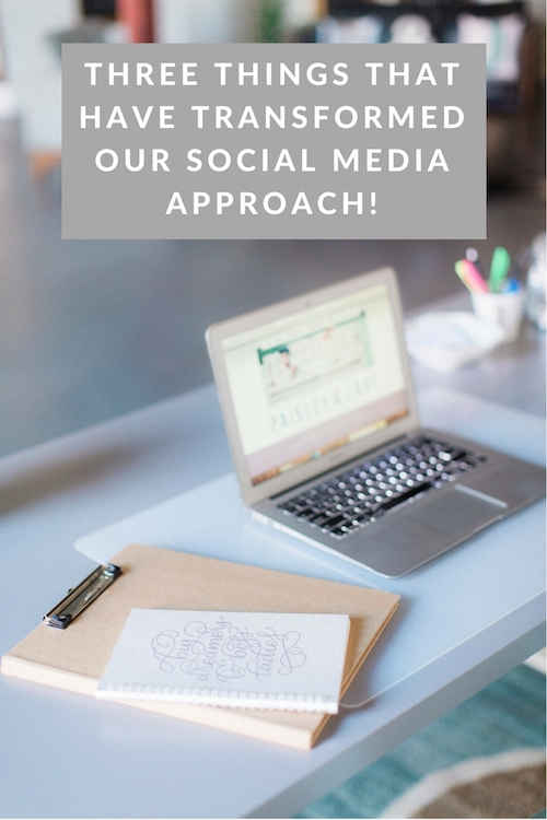 Social media strategies and tips for event professionals and vintage rental companies!