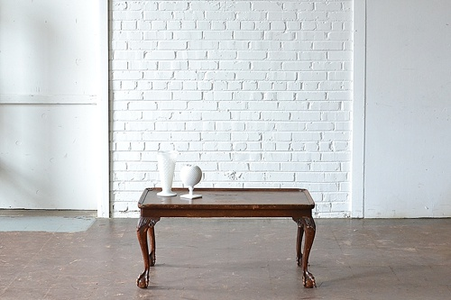 Ball & Claw Coffee Table available for rent by Paisley & Jade