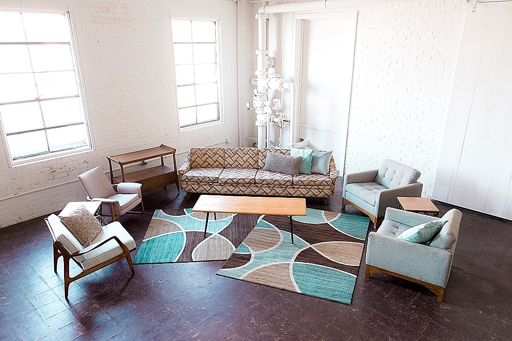 Mid Century Modern Lounge Package Available For By Paisley Jade