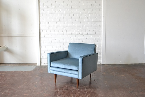 Vintage and eclectic lounge furniture for events and photo shoots available for rent by Paisley & Jade