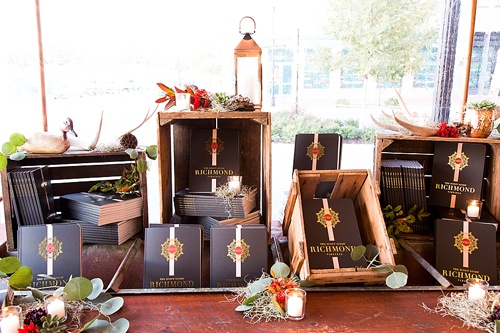 The Scout Guide Richmond launch party featuring specialty rentals by Paisley & Jade
