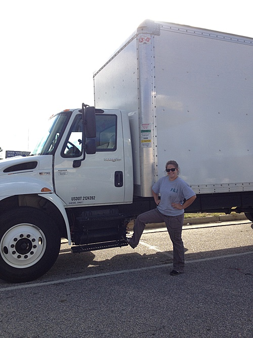 Paisley & Jade delivers their vintage and specialty rental inventory to Virginia, Washington, DC, and North Carolina!