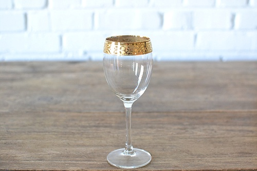 Gold and Brass Smallwares Collection perfect for weddings and events available for rent by Paisley and Jade