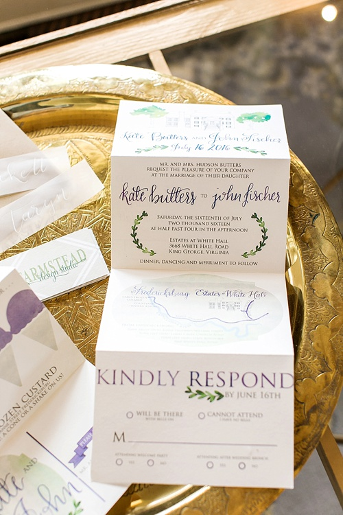 Early Mountain Vineyard's Vendor Showcase featuring specialty rental items by Paisley & Jade