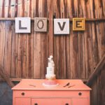 Charming farm wedding with specialty rentals by Paisley & Jade