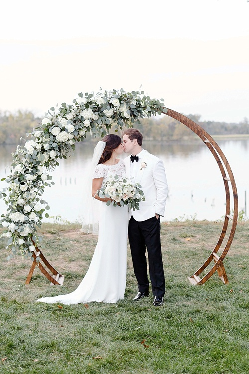 Paisley and Jade's Top Ten picks for beautiful wedding ceremony seating and designs that include items available for rent for your next event