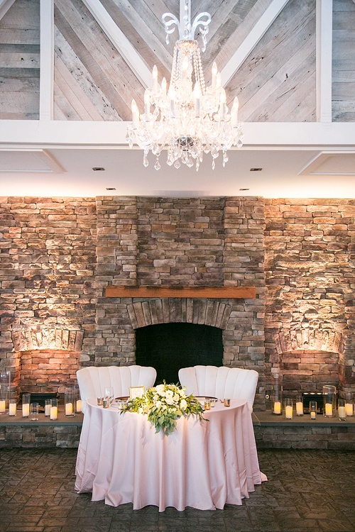 Gorgeous Spring Wedding at The Boathouse at Sunday Park with specialty and vintage rentals by Paisley and Jade