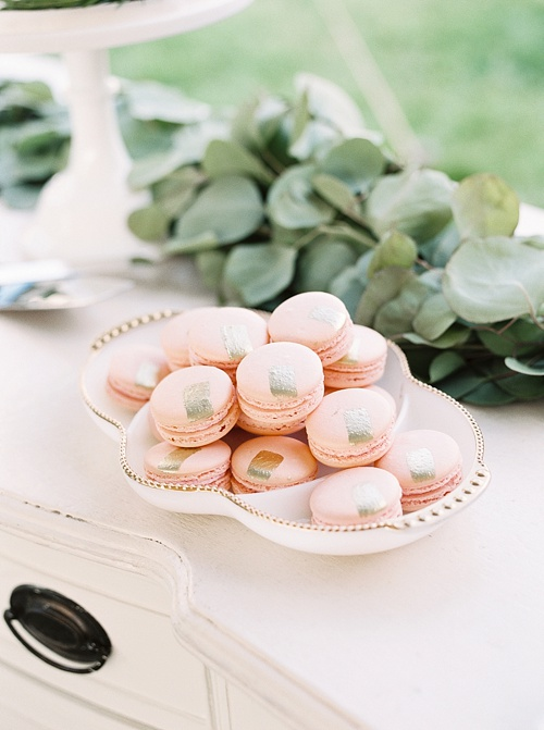 Wonderful white and pastel wedding in Richmond with specialty and vintage rentals by Paisley and Jade