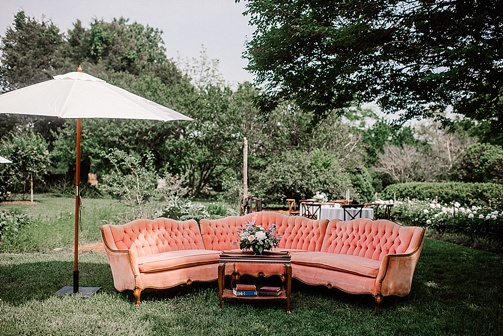 Charming storybook inspired wedding at Tuckahoe Plantation with specialty and vintage rentals by Paisley & Jade