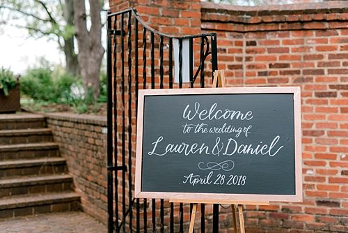 Lauren and Daniel's Spring Museum Wedding in Richmond Virginia