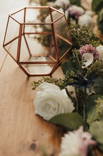 Garrett and Jessica's modern, romantic, and trendy wedding at Blue Bee Cidery in Richmond, Virginia