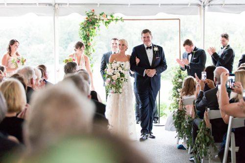Classic Virginia Country Club Wedding