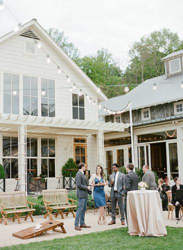 Mechelle & Julia's Whimsical Pippin Hill Wedding