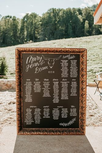 Mary & Beau's Romantic, Earth-Toned Affair!