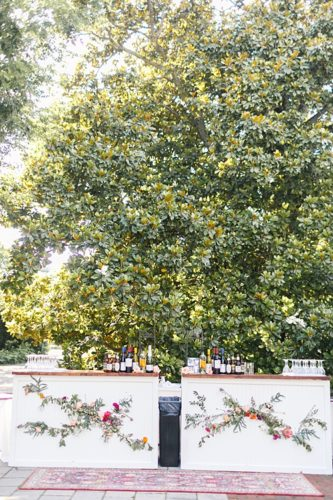 Lauren & Scott's Floral-filled Wedding at the Lewis Ginter Botanical Garden