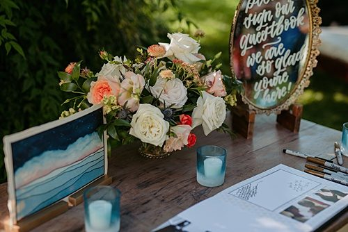 Betsy & Dan's Keswick Vineyard Wedding with Hive Wedding Collective!
