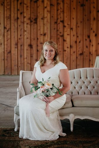 Warm, Romantic Wedding at Castle Hill Cider