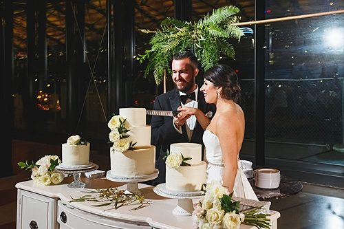A Stunning Main Street Station Wedding with Marylee Marmer Events!