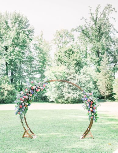 A Whimsical & Floral-filled Wedding with Glint Events!