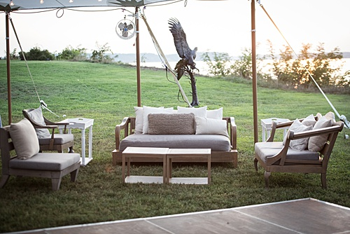 An Outdoor Affair bursting with #pandjlettering!