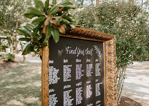 Madison & Ben's Intimate, Autumn Wedding in the Woods