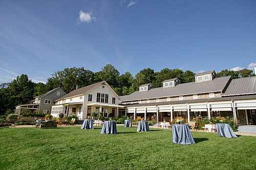A classic summer affair at pippin hill vineyards