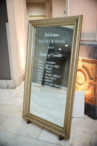 """Whitney & Richie say """"I do"""" at their upscale museum affair!"""