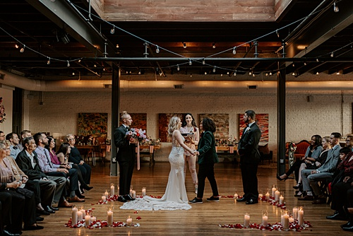 Modern Meets Vintage at this Hofheimer Building Celebration!