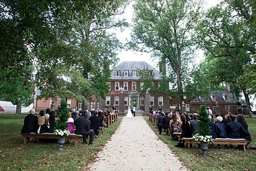 Classic Westover plantation wedding in virginia
