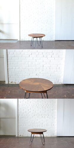 aperture coffee table