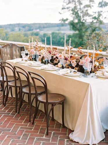 Styled Shoot at Estate at River Run